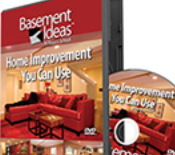 DVD and CD packaging design for Basement Ideas, Inc.