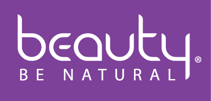 Logo design for Beauty Be Natural skin care products in Florida.