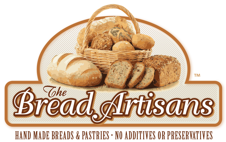 Logo design for The Bread Artisans of Pinellas County, Florida by Design Strategies, Inc.