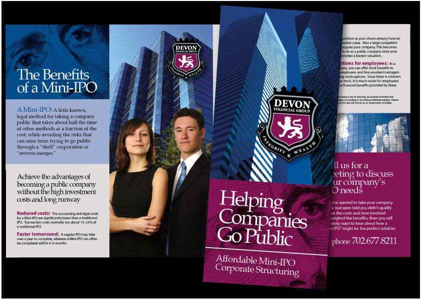 Design Strategies, Inc  - Brochures and Printed Materials