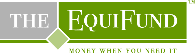Logo designed for The EquiFund of California.
