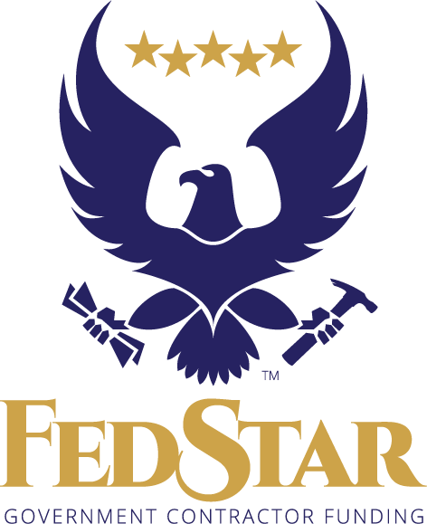 Logo design for FedStar Funding.