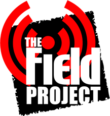 Logo design for The Field Project, a rock band in Connecticut.