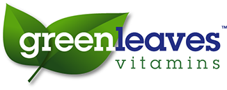 Logo design for Greenleaves Vitamins in the Netherlands (Holland) for German distribution.