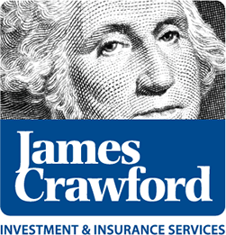 James Crawford Investment & Insurance Services logo.