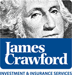 Corporate makeover for James Crawford Investment and Insurance Services.