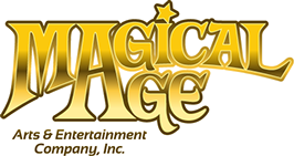 Magical Age logo created for a company in California.