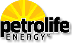 Logo design and branding for PetroLife Energy.