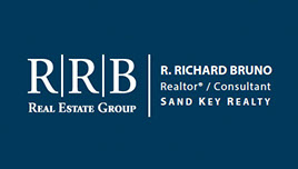 Business card design for RRB Real Estate Group.