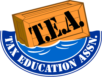 Logo design for Tax Education Association.