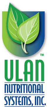 Design of logo for Ulan Nutritional Systems of Florida.