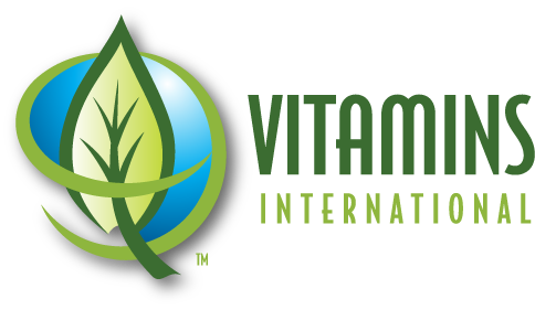 Logo designed for Vitamins Internationals of Germany.